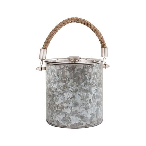 Lakeworth Stainless Steel Ice Bucket