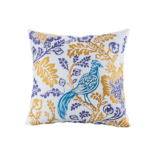 Paradise Multi-Colored Accent Pillow