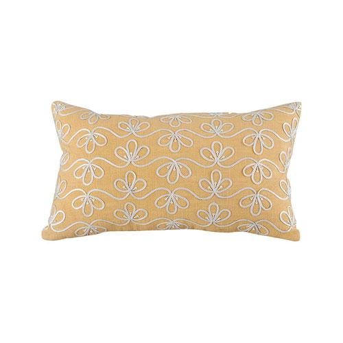 Pomeroy Darlya Crema Accent Pillow