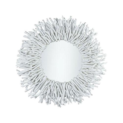 Pomeroy Birch Lane White Wall Mirror
