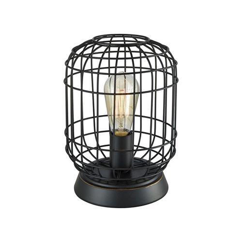 Cagworth Madison Bronze One-Light Table Lamp