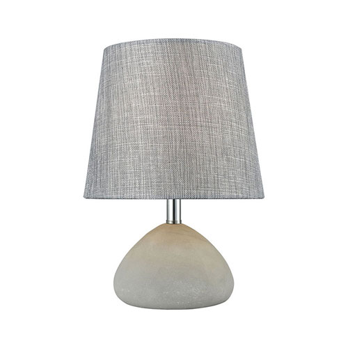 Daplin Cement One-Light Table Lamp