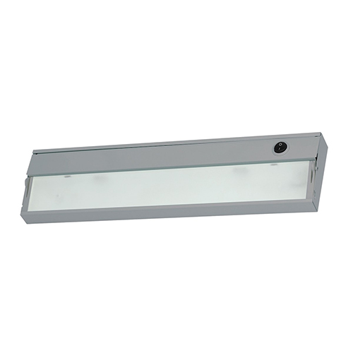ZeeLite Stainless Steel Two-Light LED Under Cabinet