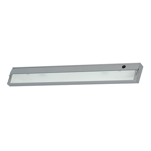 ZeeLite Stainless Steel Four-Light LED Under Cabinet