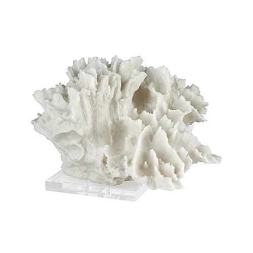 Barbuda White Sculpture
