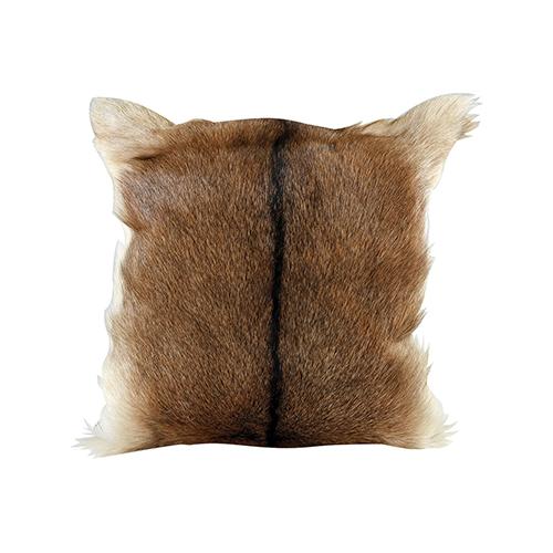 Bareback Pillow Fur Accent Pillow