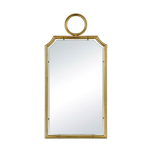 Dimond Home Minos Cusped Gold Plate Wall Mirror