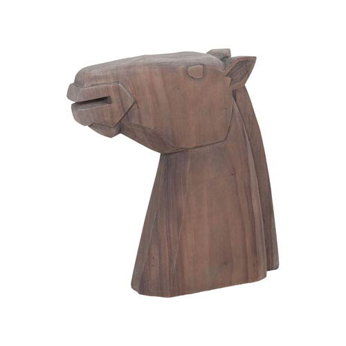 Dimond Home St. Christopher Heritage Gray Horse