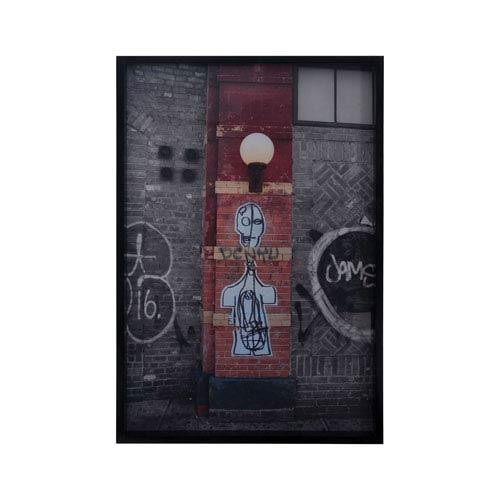 Bowery II Wall Art