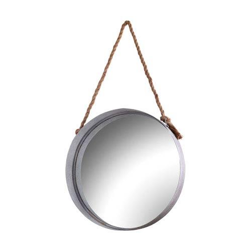 Galvanized Iron Mirror