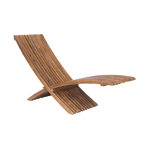 Teak Euro Teak Oil Lounge Chair