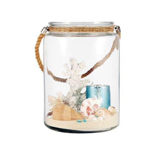 Northshore Antique Azure Candle Holder