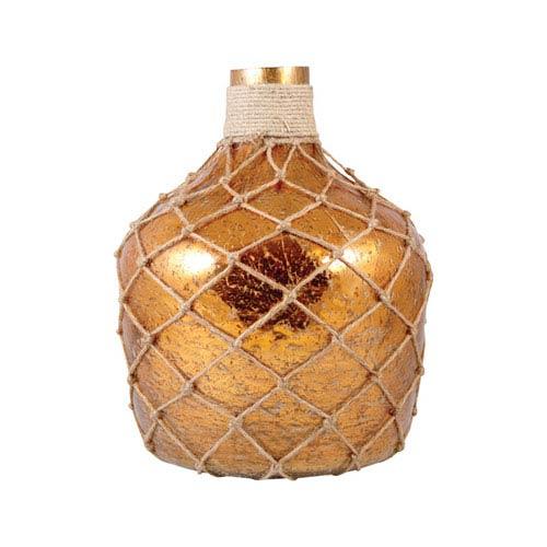 Galloway Antique Amber Vase