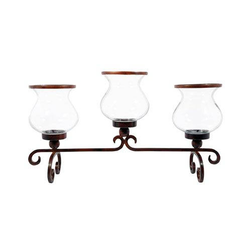 Bandera Montana Rustic Candle Holder