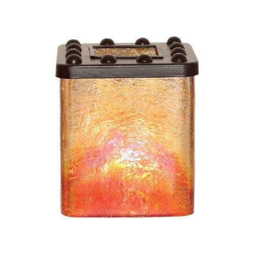 Pomeroy Mission Orange Tissue Box