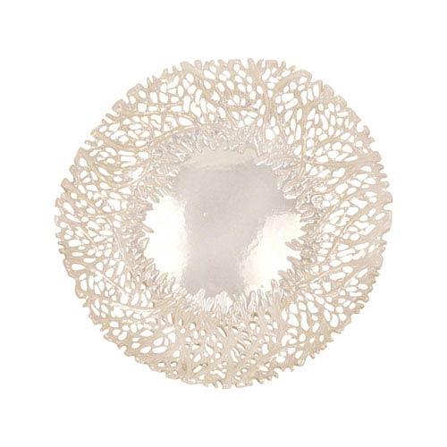 Pomeroy Entrelas Pearl Plate
