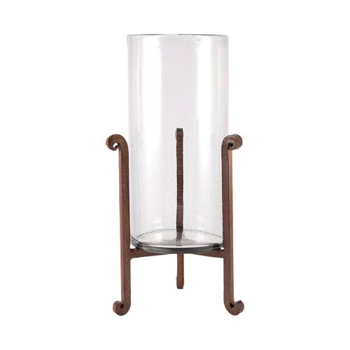 Santana Montana Rustic Fifteen-Inch Candle Holder
