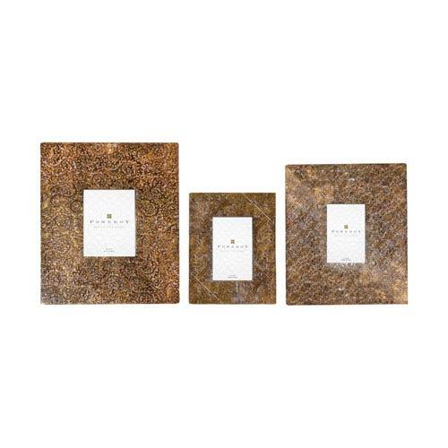 Pomeroy Embossed Frames Antique Bronze Frame