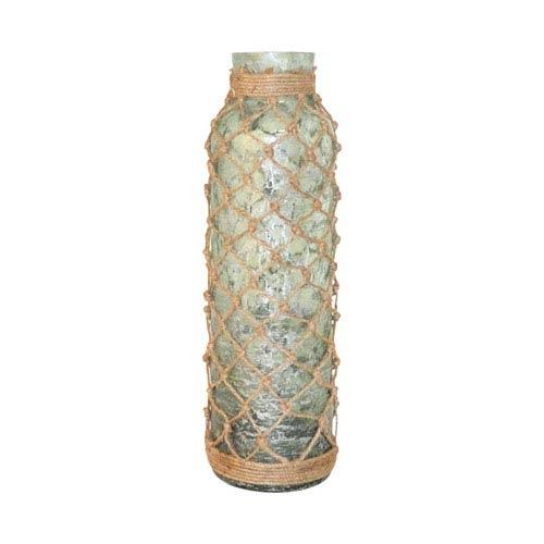Pescador Azure Vase