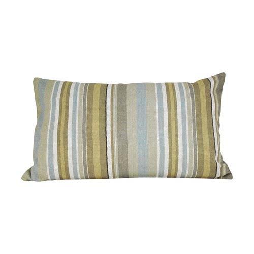 Darcey Leigon Blues Throw Pillow