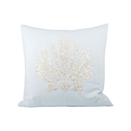 light blue throw duck egg blue pomeroy seaside light blue throw pillow 902680 bellacor