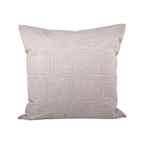 Piazza Dove and Crema Throw Pillow