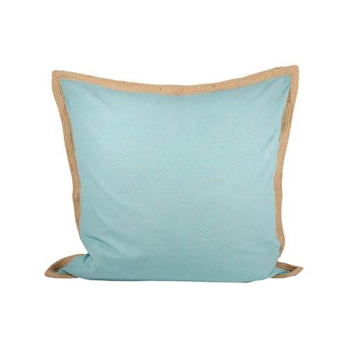 Pomeroy Harrison Teal Throw Pillow