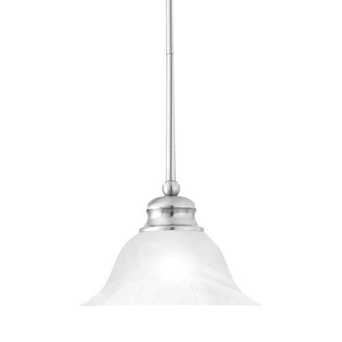 Thomas Lighting Prestige Brushed Nickel Mini Pendant