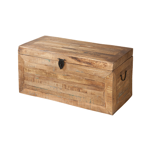 Stein World Jace Distressed and Reclaimed Wood Chest