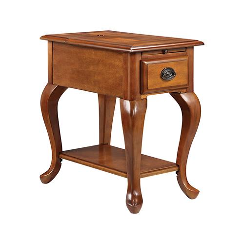 Shenandoah Honey Oak Side Table