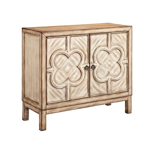 Stein World Capulet Driftwood Cabinet