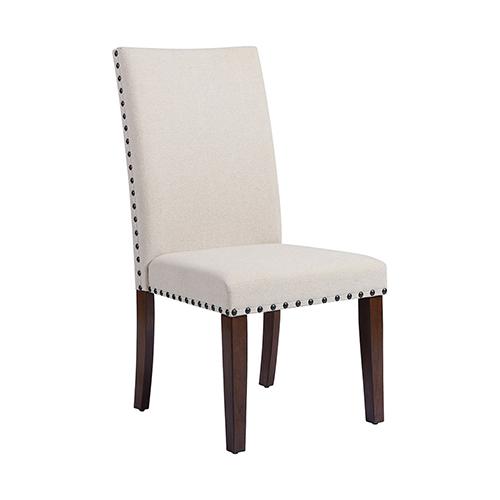 Stein World Hudgins Bronze and Dark Cherry Dining Chair