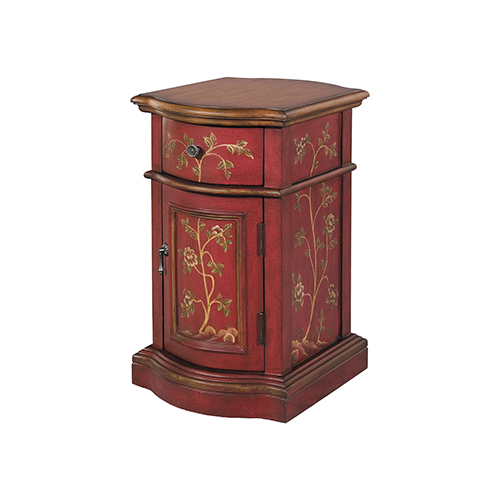 Reia Red Cabinet