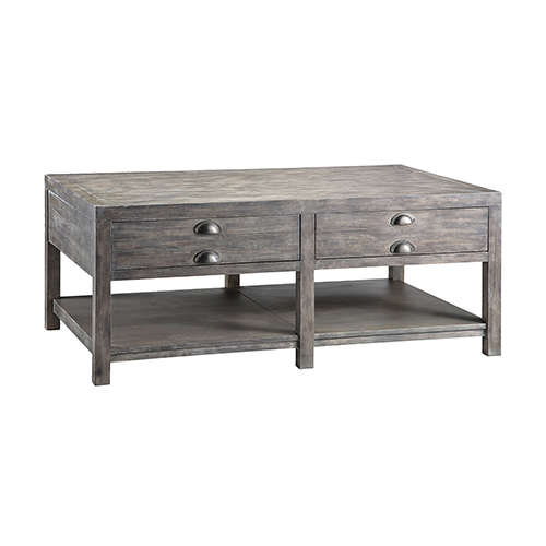 Bridgeport Gray Cocktail Table