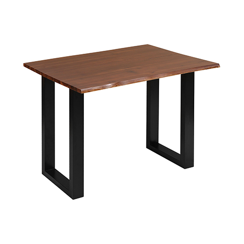 South Loop Acacia Wood Desk