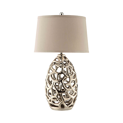 Ripley Cream One-Light Table Lamp