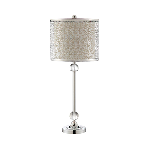 Metal Sphere Table Lamp Bellacor