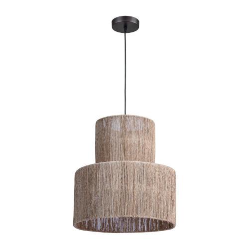 Corsair Natural 16-Inch One-Light Pendant