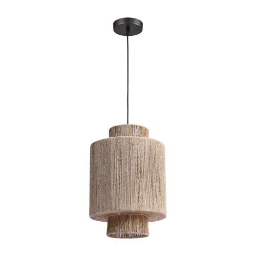 Corsair Natural 12-Inch One-Light Pendant