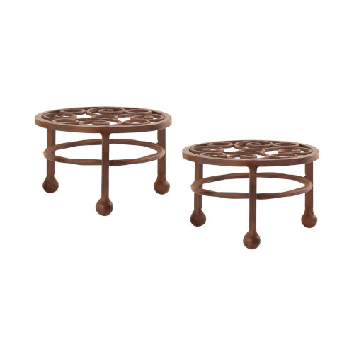 Tressle Montana Rustic 5-Inch Plant Stand