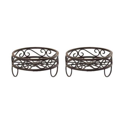 Brixton Rustic 5-Inch Plant Stand