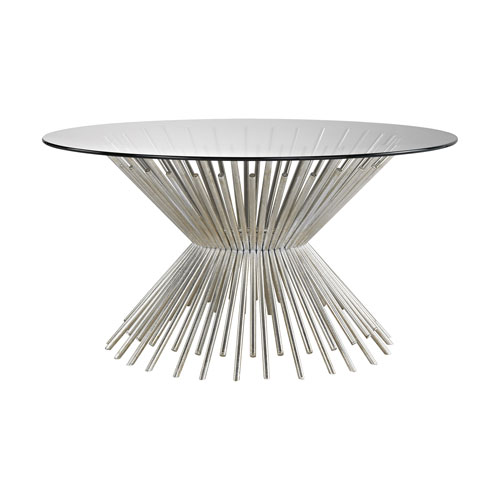 Brussels Champagne Gold Coffee Table
