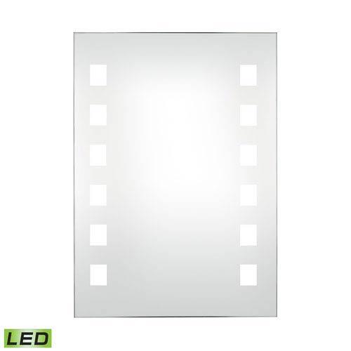 Studio 28 x 20-Inch Vanity LED Mirror