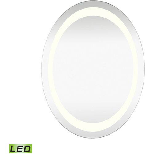 Oval Vanity 24 x 34-Inch LED Mirror