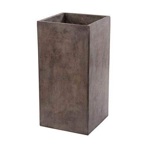 Al Fresco Concrete 31-Inch Planter