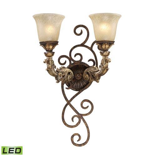 Elk Lighting Regency Two Light LED Wall Sconce