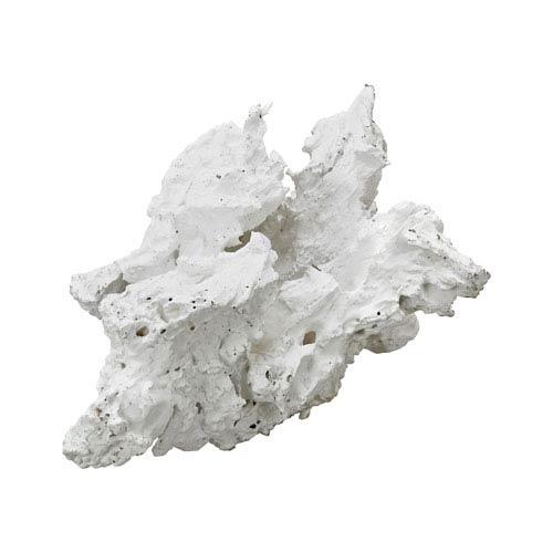 Ekwok White Wood Sculpture