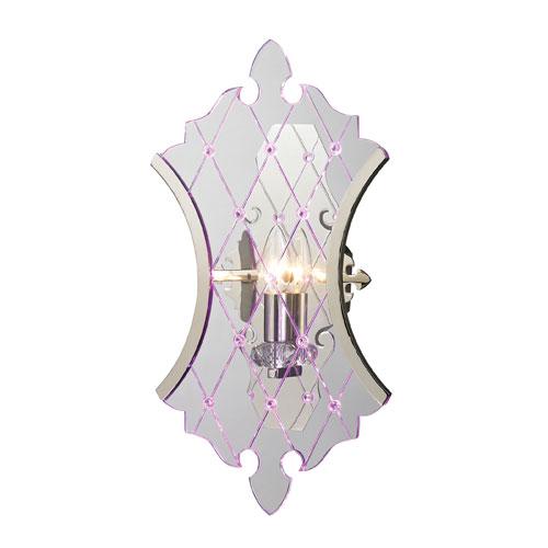 Elk Lighting Radelle Polished Nickel LED 1-Light Wall Sconce