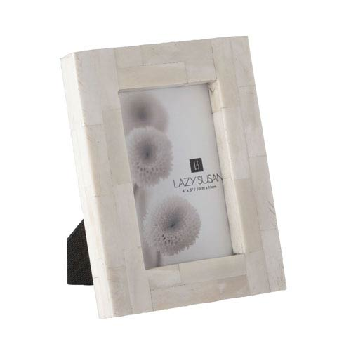 Bone Block Cream 4 x 6-Inch Frame