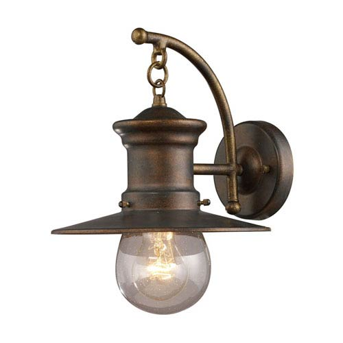 Elk Lighting Maritime One-Light Sconce